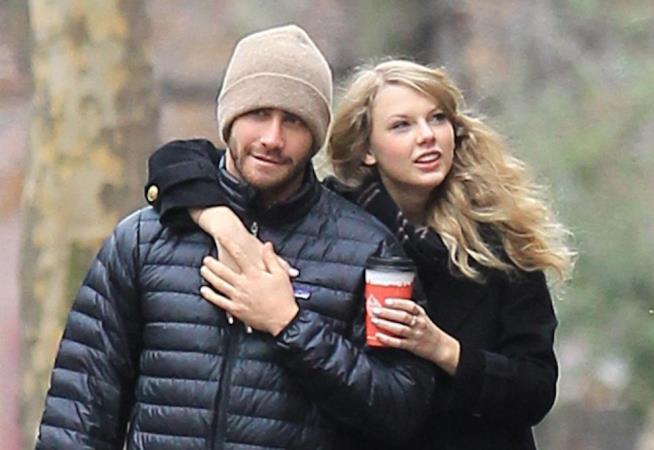 Taylor Swift e Jake Gyllenhaal ai tempi della loro relazione