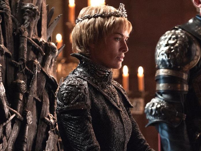 Il costume di Cersei Lannister