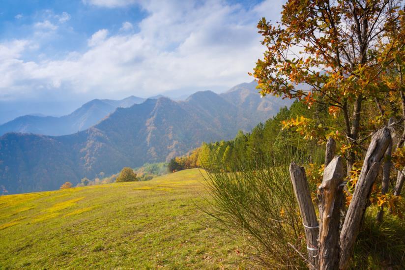 Alla scoperta dei colori autunnali in montagna