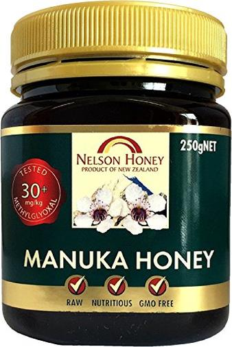 Active miele di Manuka scuro 30+ 250g