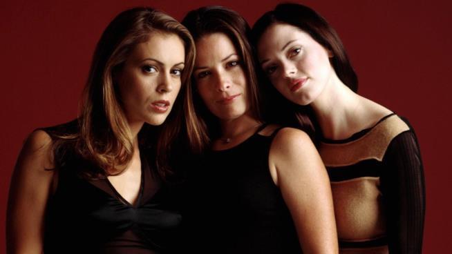 Phoebe, Piper e Paige, le tre sorelle di Streghe dopo la morte di Prue