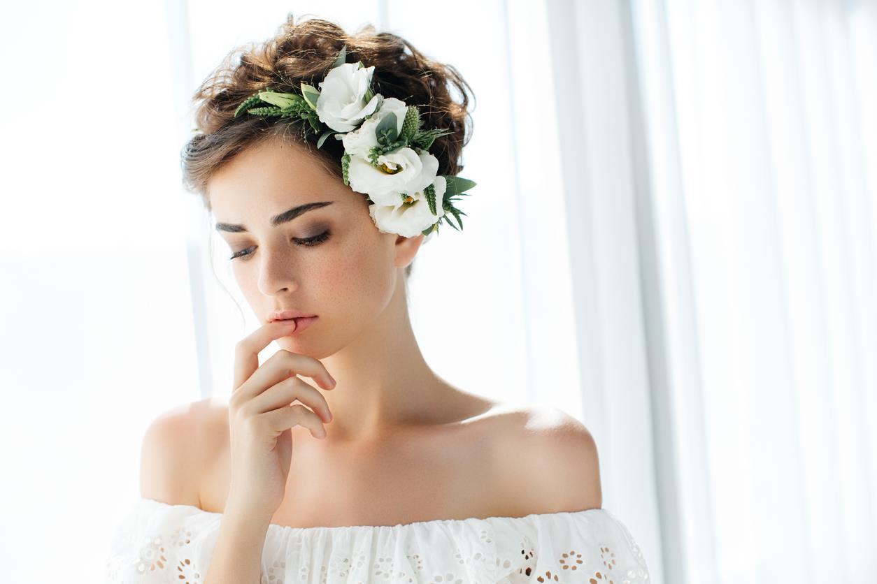 Capelli Corti Da Sposa 100 Idee Con Fotografie