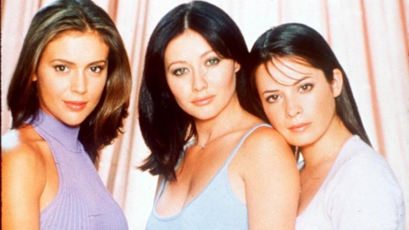 Alyssa MIlano, Shannen Doherty e Holly Marie Combs