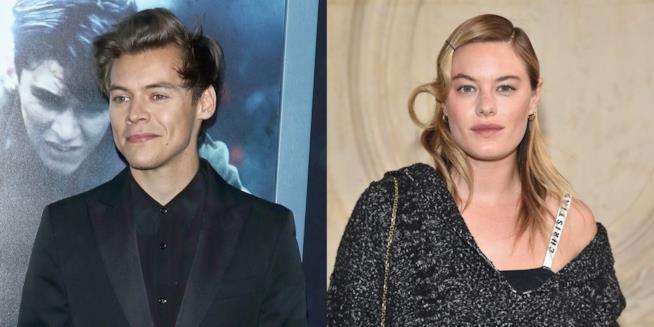 Harry Styles e Camille Rowe sono una coppia?
