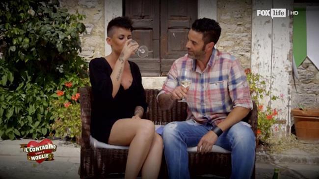Andrea e Valentina a Il Contadino Cerca Moglie 3