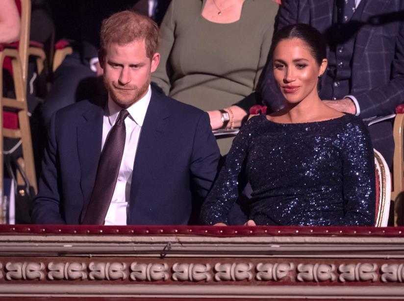 Il Duca e la Duchessa di Sussex