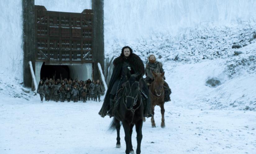 Jon Snow finale