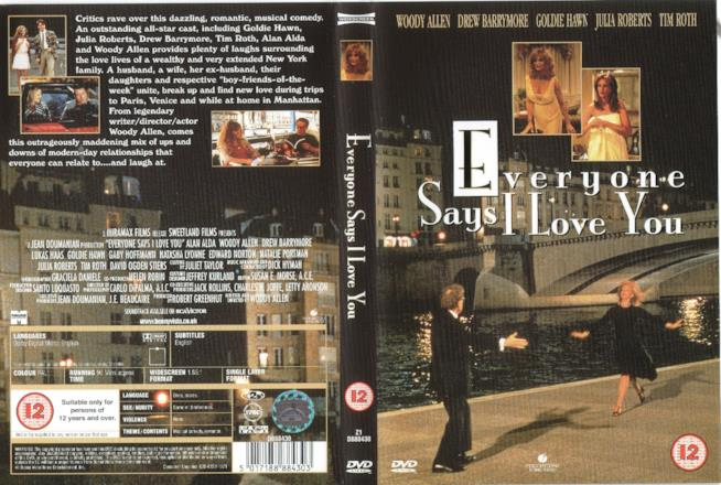 Una immagine da Tutti dicono I Love You un film di Woody Allen