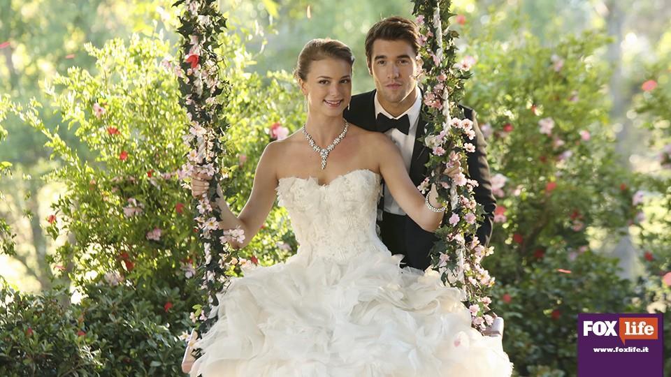 Un matrimonio che, nonostante i veri motivi, sembrava davvero perfetto.