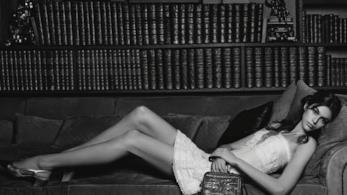 Kaia Gerber nella pubblicità Chanel