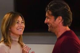 Grey's Anatomy, i protagonisti Meredith e Nathan