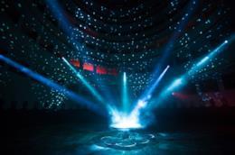 RGB Light Experience - festival urbano di light art