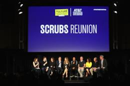 La reunión di Scrubs