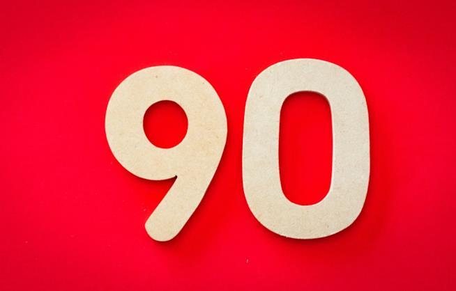 Le donne alte vivono a lungo fino a 90 anni