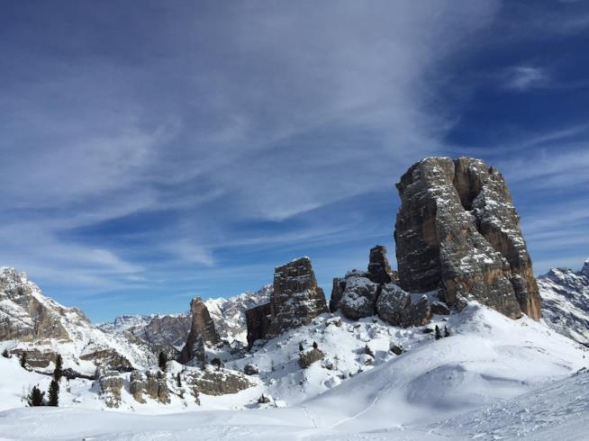 Cortina tra le mete italiane per Capodanno
