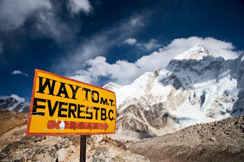 Campo Base di Everest