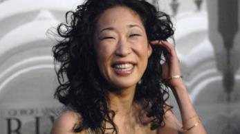 Sandra Oh, la celebre Cristina Yang