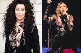 Cher e Madonna