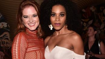 Sarah Drew e Kelly McCreary