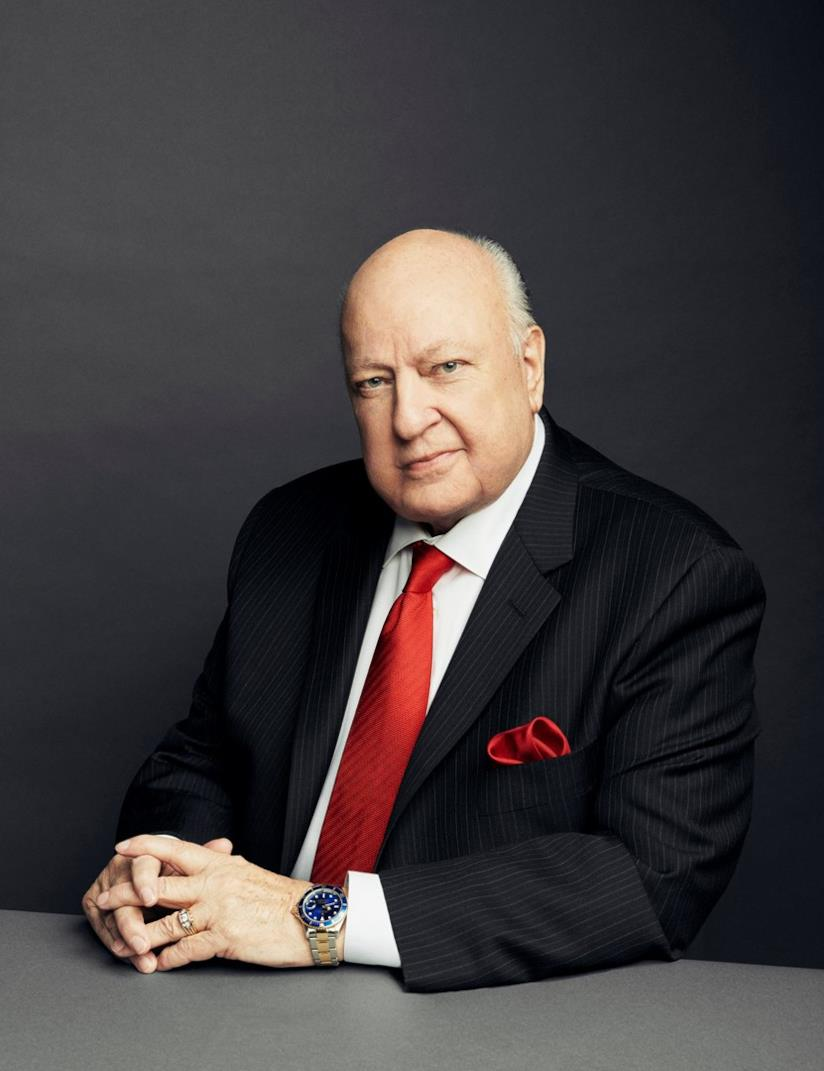 Il CEO di Fox News Roger Ailes
