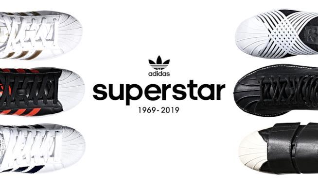 Le Adidas Superstar non sono una semplice scarpa ma un mito dalla lunga  storia 342de1ddb1a