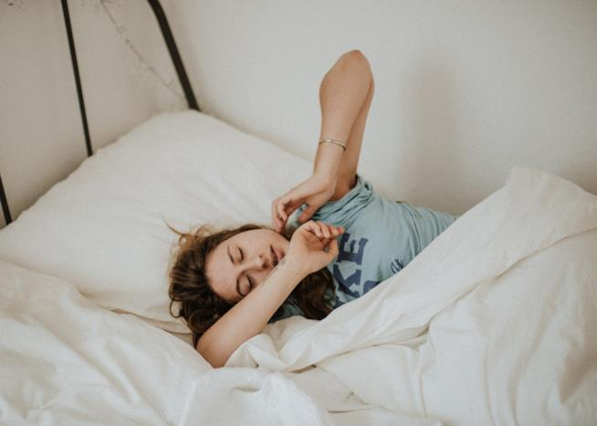 Come dormire in modo corretto