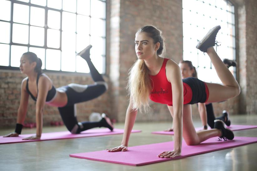 Il fitness con le asana si fa con Power Yoga
