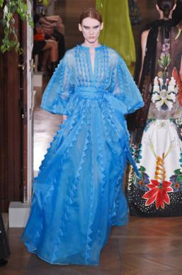 Sfilata VALENTINO Collezione Alta moda Autunno Inverno 19/20 Parigi - ISI_3885