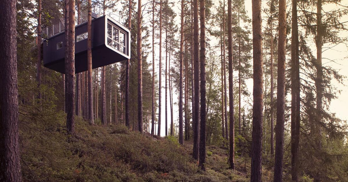Gli hotel più strani del mondo: la top ten