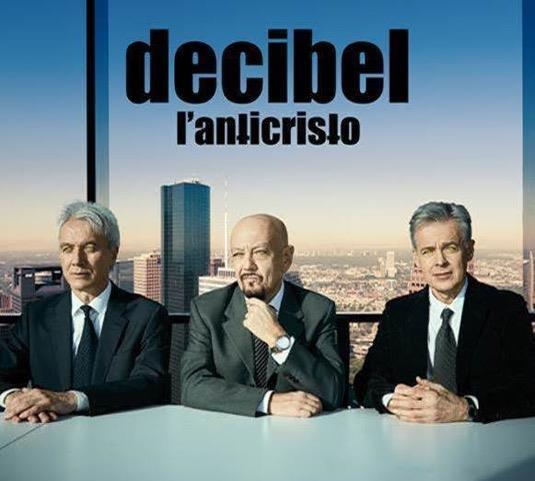 Cover album L'Anticristo Decibel
