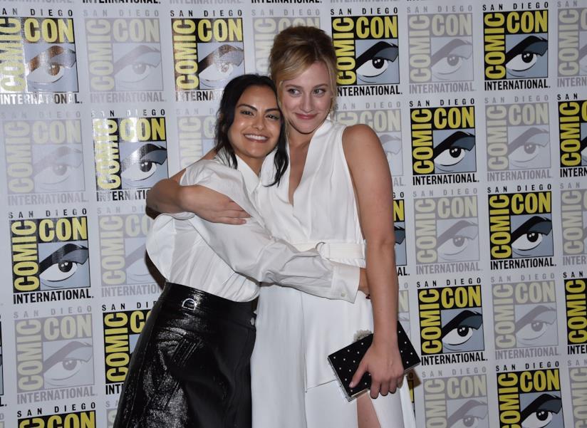 Camila Mendes e Lili Reinhart