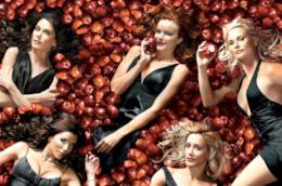 La locandina di Desperate Housewives