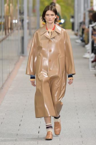 Sfilata LACOSTE Collezione Donna Primavera Estate 2020 Parigi - _FIO0043