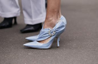 Le scarpe con il tacco medio da comprare al volo