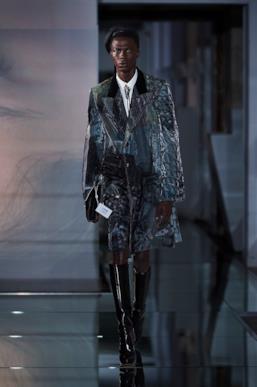 Sfilata MAISON MARGIELA Collezione Alta moda Autunno Inverno 19/20 Parigi - Margiela PO HC RF19 0028