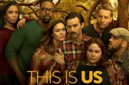 Il poster promozionale della terza stagione di This Is Us