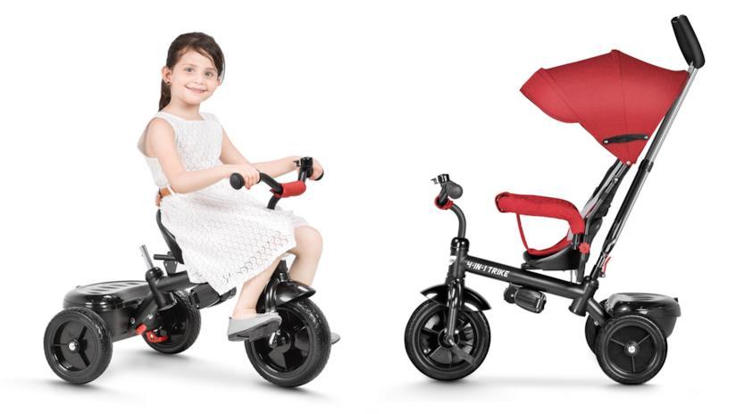 I migliori tricicli per bambini in commercio