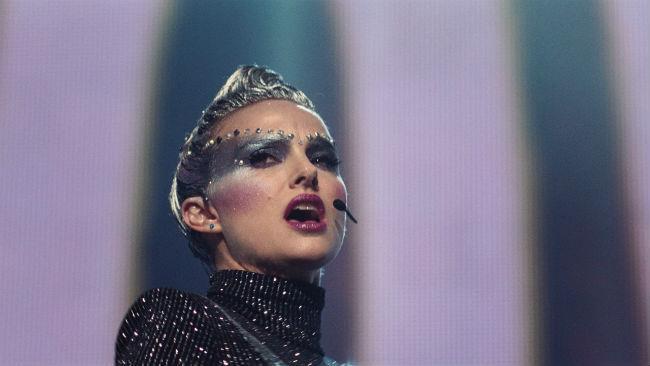 Natalie Portman nel film Vox Lux