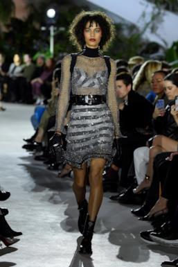 Sfilata LOUIS VUITTON Collezione Donna Primavera Estate 2020 New York - Vuitton Resort PO RS20 0029