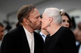 Franco Nero e Vanessa Redgrave