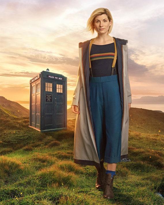 Jodie Whittaker è il 13mo Dottore di Doctor Who