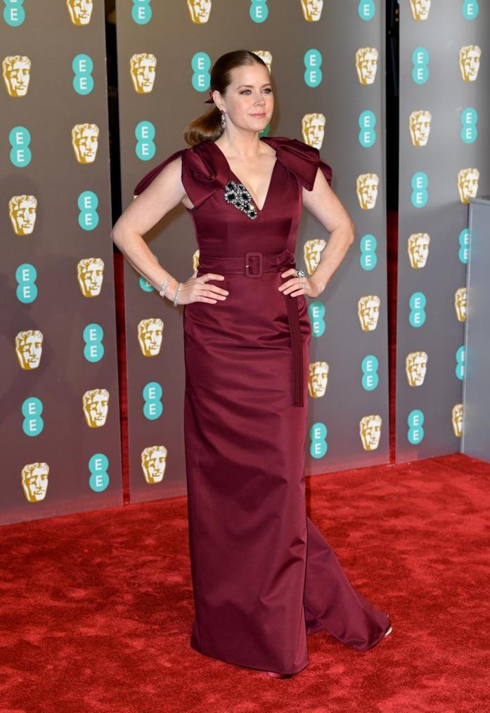 Amy Adams ai BAFTA