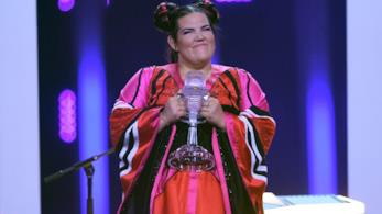 Netta Barzilai premiata all'Eurovision Song Contest 2018