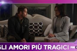 Gli amori più tragici delle serie tv