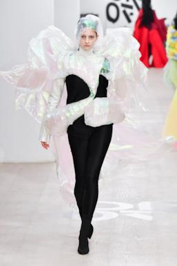 Sfilata ON-OFF PRESENTS Collezione Donna Primavera Estate 2020 Londra - CSC_1320