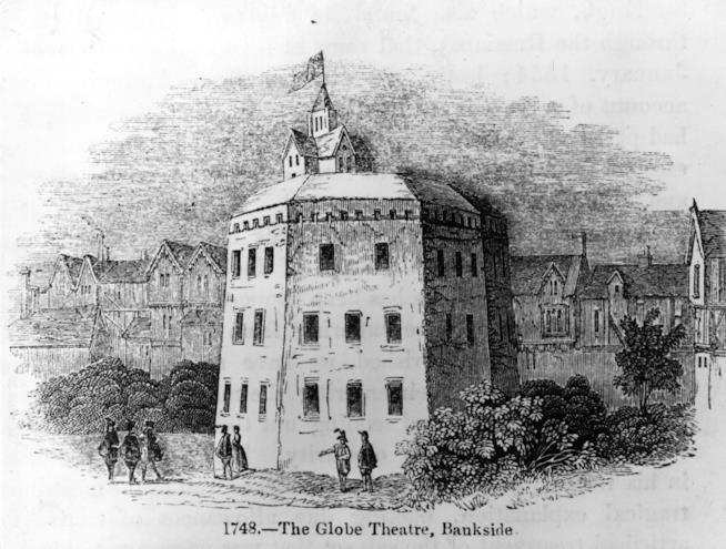 Il Globe Theatre ricostruito