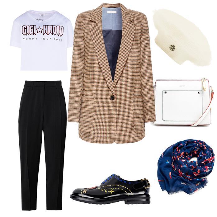 Outfit per la Primavera ispirato a Parigi