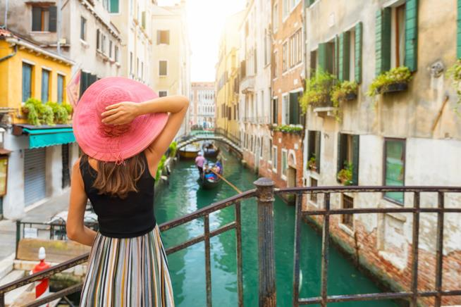 Donna in Italia
