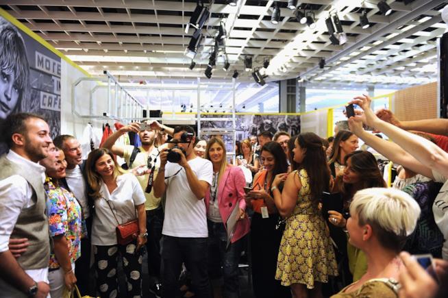 Pitti Bimbo fiera internazionale moda bambino