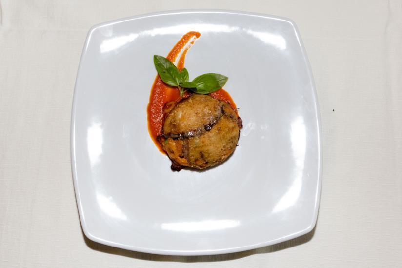 Antonella Di Garbo - Piatto Sicilia - Anelletti siciliani al forno